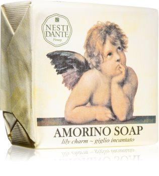 Nesti Dante Amorino Lily Charm luxus szappan