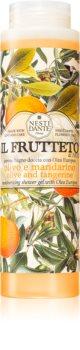 Nesti Dante Il Frutteto Olive and Tangerine gel de douche et bain moussant