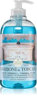Nesti Dante Emozioni in Toscana Thermal Water flüssige Seife für die Hände