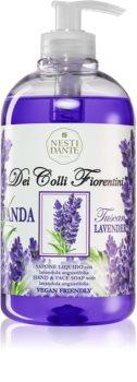 Nesti Dante Dei Colli Fiorentini Lavender Relaxing savon liquide mains avec pompe doseuse
