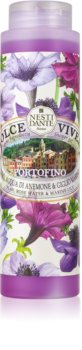 Nesti Dante Dolce Vivere Portofino gel de douche et bain moussant