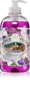 Nesti Dante Dolce Vivere Portofino flüssige Seife für die Hände