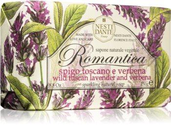 Nesti Dante Romantica Wild Tuscan Lavender and Verbena Naturlig sæbe