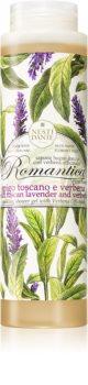 Nesti Dante Romantica Wild Tuscan Lavender and Verbena gyengéd tusfürdő gél