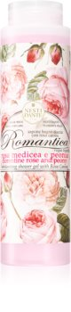 Nesti Dante Romantica Florentine Rose and Peony душ-гел и пяна за вана