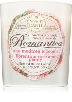 Nesti Dante Romantica Florentine Rose and Peony scented candle