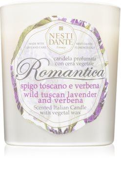 Nesti Dante Romantica Lavender & Verbena Duftkerze