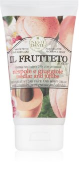 Nesti Dante Il Frutteto Medlar and Jujube crème hydratante visage et corps