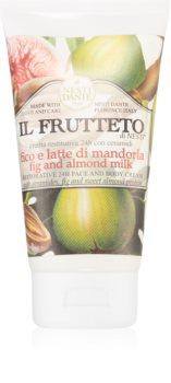 Nesti Dante Il Frutteto Fig and Almond Milk ενυδατική κρέμα για σώμα και πρόσωπο