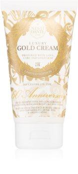 Nesti Dante Luxury Gold Cream feuchtigkeitspendende Creme für Gesicht und Körper