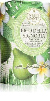 Nesti Dante Fico Della Signoria екстра лек натурален сапун