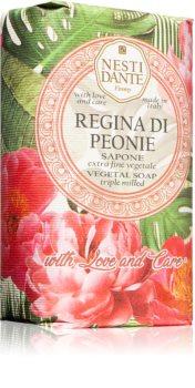 Nesti Dante Regina Di Peonie extra gyengéd natúr szappan