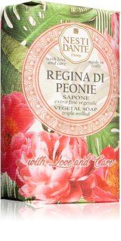 Nesti Dante Regina Di Peonie savon naturel extra-doux