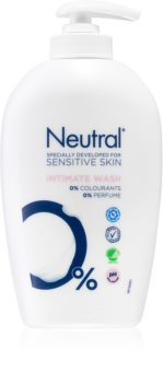 Neutral Sensitive Skin gel delicato per l'igiene intima