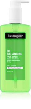 Neutrogena Oil Balancing gel de limpeza para pele oleosa