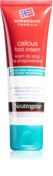 Neutrogena Norwegian Formula® Intense Repair Fodcreme Til at behandle hård hud