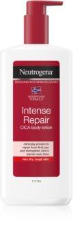 Neutrogena Norwegian Formula® Intense Repair Intensiv regenererende kropsmælk Til tør hud