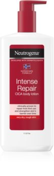 Neutrogena Norwegian Formula® Intense Repair Intensive Regenerating Body Milk For Dry Skin