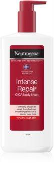 Neutrogena Norwegian Formula® Intense Repair εντατικά αναγεννητική λοσιόν για ξηρό δέρμα