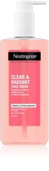Neutrogena Visibly Clear Pink Grapefruit emulsão de limpeza