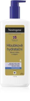 Neutrogena Norwegian Formula® Deep Moisture hloubkově hydratační tělové mléko s olejem