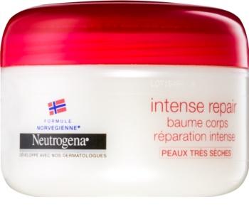 Neutrogena Norwegian Formula® Intense Repair balsamo rigenerante intenso corpo per pelli molto secche