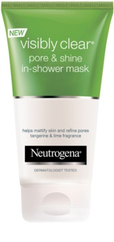 Neutrogena Visibly Clear Pore & Shine Face Mask