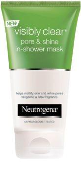 Neutrogena Visibly Clear Pore & Shine mască pentru față