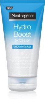 Neutrogena Hydro Boost® Face exfoliant facial pentru netezirea pielii