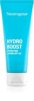 Neutrogena Hydro Boost® Face creme facial hidratante SPF 25