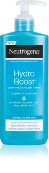 Neutrogena Hydro Boost® Body Fugtgivende kropscreme
