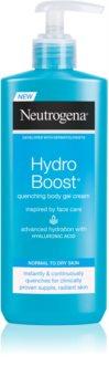 Neutrogena Hydro Boost® Body ενυδατική κρέμα σώματος