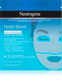 Neutrogena Hydro Boost® Face maschera idrogel intensiva