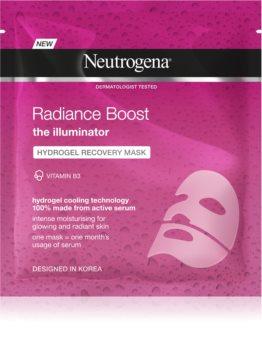 Neutrogena Radiance Boost aufhellende Gesichtsmaske