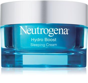 Neutrogena Hydro Boost® Face feuchtigkeitsspendende Maske für die Nacht