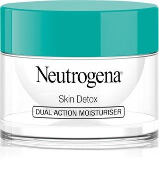 Neutrogena Skin Detox crema rigenerante e protettiva 2 in 1