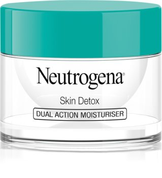 Neutrogena Skin Detox Regenerating And Protective Cream 2 in 1