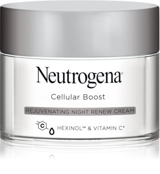 Neutrogena Cellular Boost crema de noapte cu efect de intinerire