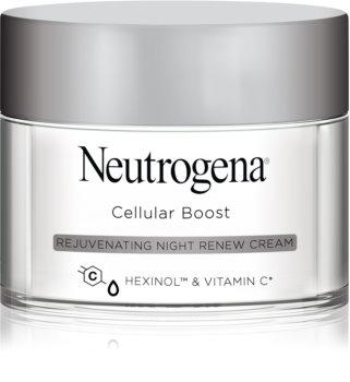 Neutrogena Cellular Boost crema notte ringiovanente