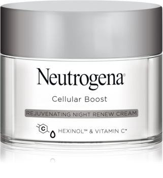 Neutrogena Cellular Boost Rejuvenating Night Cream