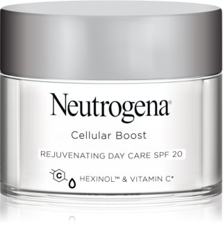 Neutrogena Cellular Boost crema de zi de intinerire SPF 20