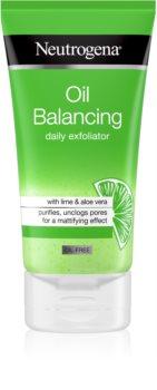 Neutrogena Oil Balancing erfrischendes Hautpeeling