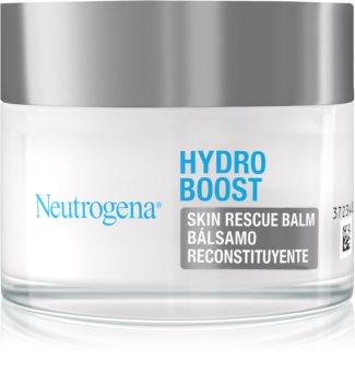 Neutrogena Hydro Boost® Face концентриран хидратиращ крем за суха кожа
