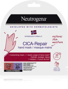 Neutrogena Norwegian Formula® CICA Repair masque hydratant mains