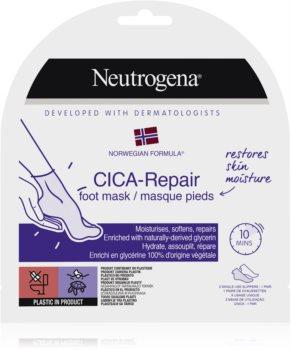 Neutrogena Norwegian Formula® CICA Repair hydratačná maska  na nohy