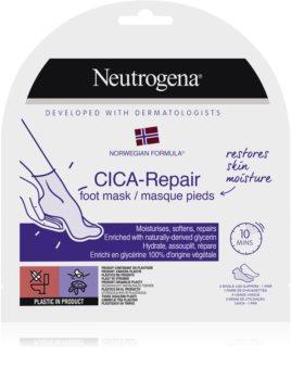Neutrogena Norwegian Formula® CICA Repair ενυδατική μάσκα Για τα πόδια