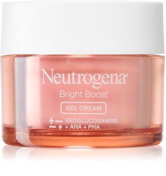 Neutrogena Bright Boost gel creme de clareamento