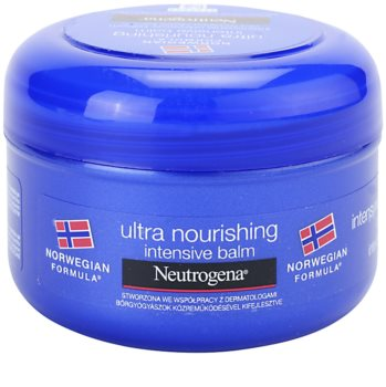 Neutrogena Norwegian Formula® Ultra Nourishing bálsamo intenso ultra nutrición