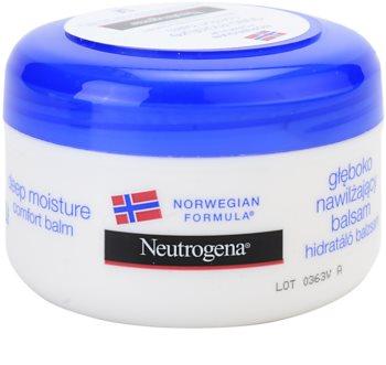 Neutrogena Norwegian Formula® Deep Moisture balsamo di idratazione profonda per pelli secche