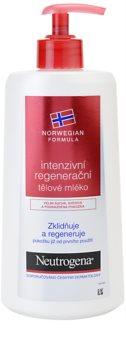 Neutrogena Norwegian Formula® Intense Repair leite corporal regenerador intensivo para pele seca